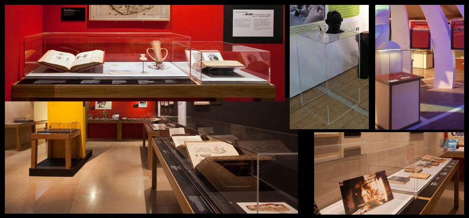 Cloches de Protection pour Musée
